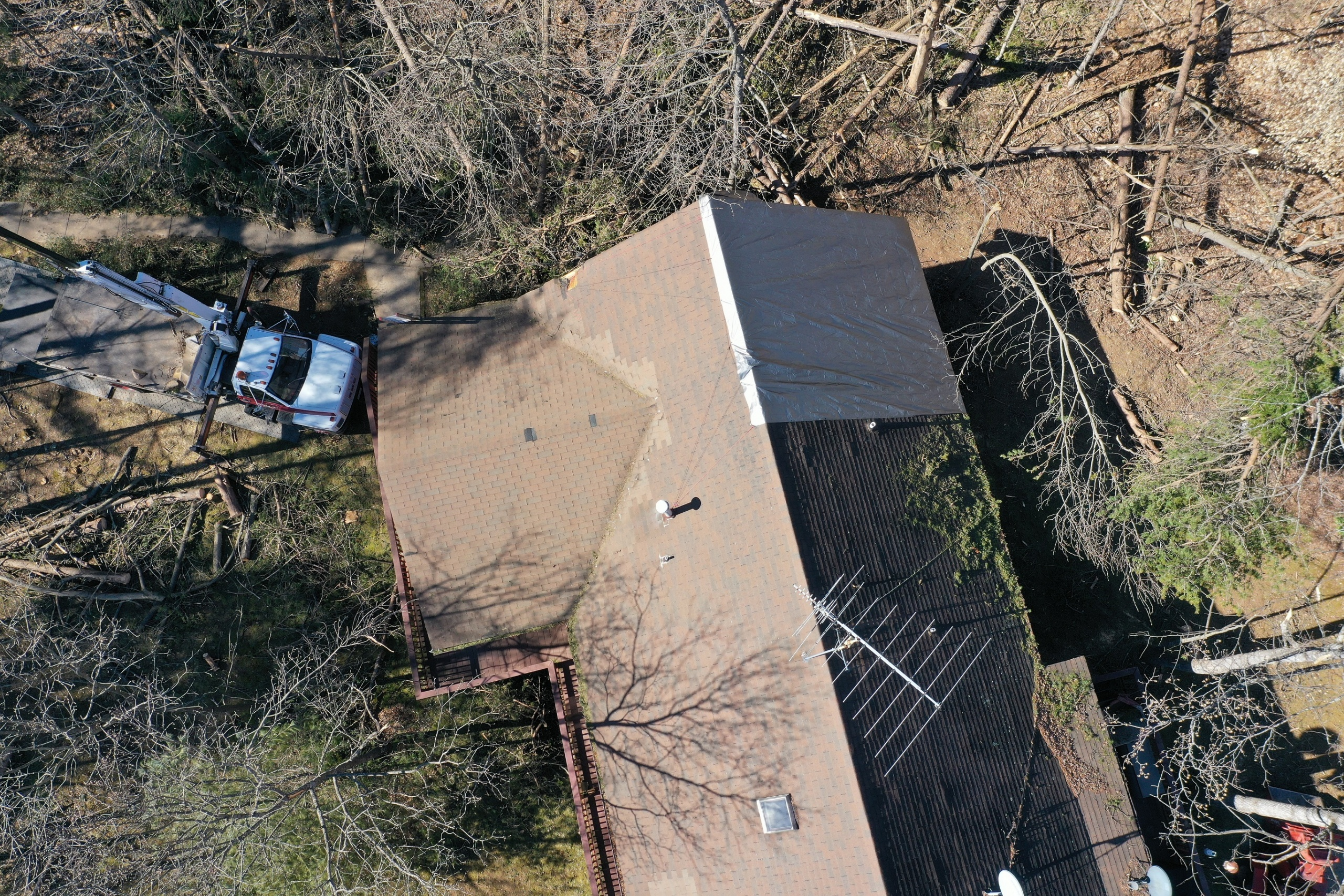Ice Storm Damage State Farm